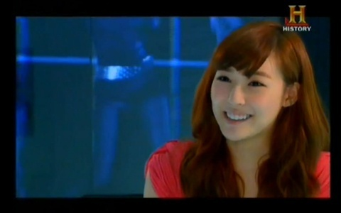 SNSD's Tiffany Reveals Thoughts on Hallyu Wave for History Asia TV