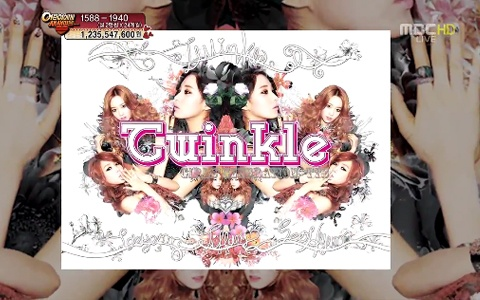 """TaeTiSeo Performs """"Love Sick"""" and Twinkle on Music Core"""