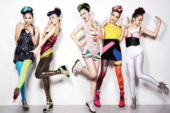 Artist of the week – Wonder Girls