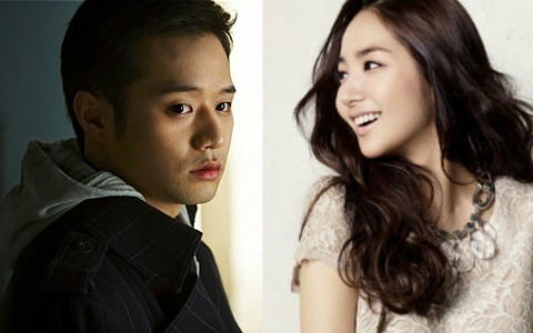 """Man of Honor"" Stars Chun Jung Myung and Park Min Young Talk About SNSD"