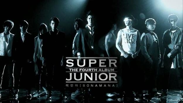 Super Junior Releases MV Teaser