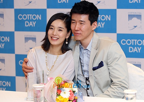Sean and Jung Hye Young Discuss Their Charitable Lifestyle