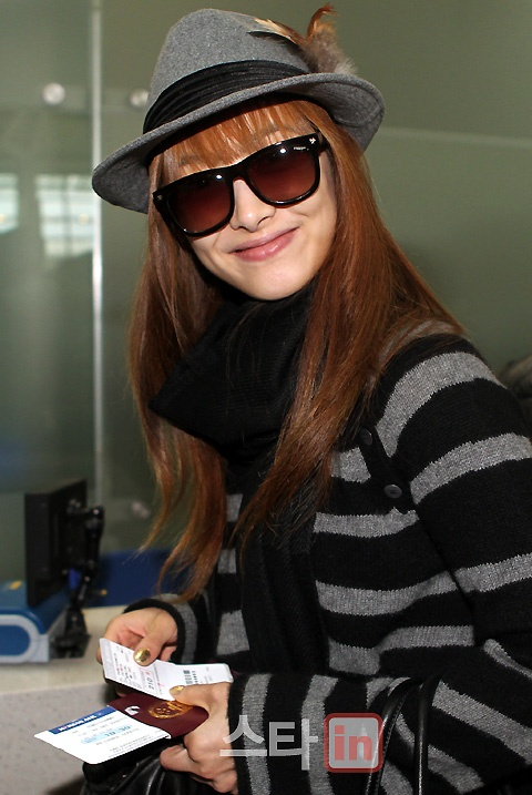 SMTOWN NYC Airport Fashion