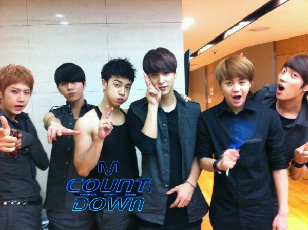 Mnet M! Countdown! 06.09.2011