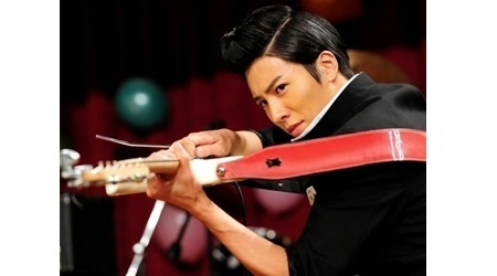 Noh Min-woo Rocks Out For New Drama