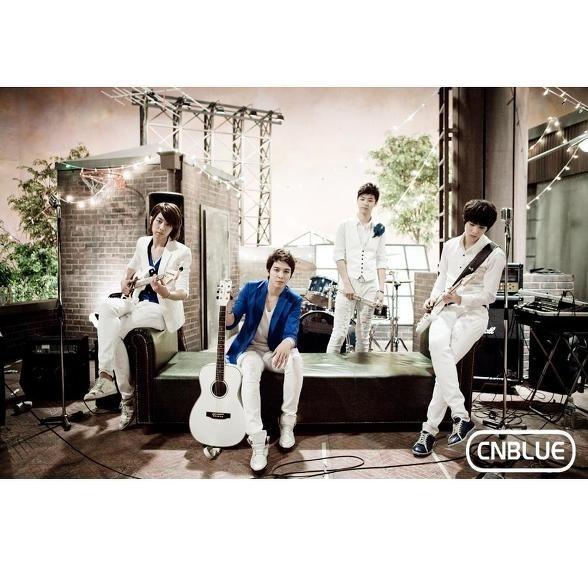 """CN Blue's MV Teaser To """"LOVE"""""""