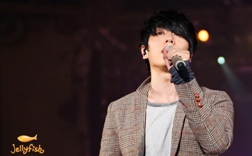 Park Hyo Shin Holds Concert