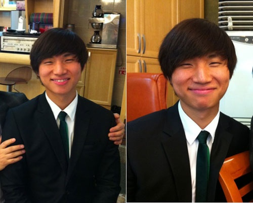 Recent Picture of Daesung Surfaces on the Internet