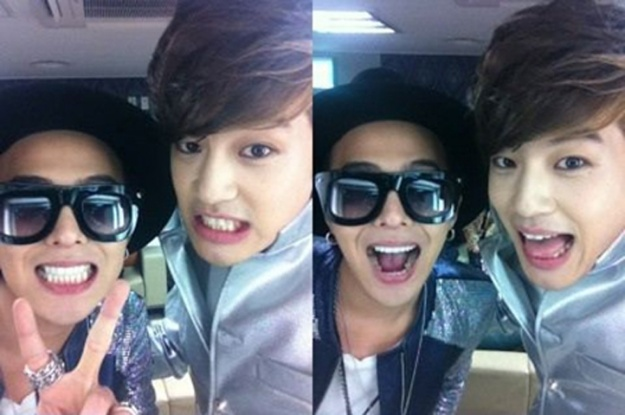 Se7en Thanks G-Dragon for Appearing in His Music Video