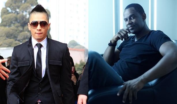 TaeYang To Open For Brian McKnight's Concert In Korea
