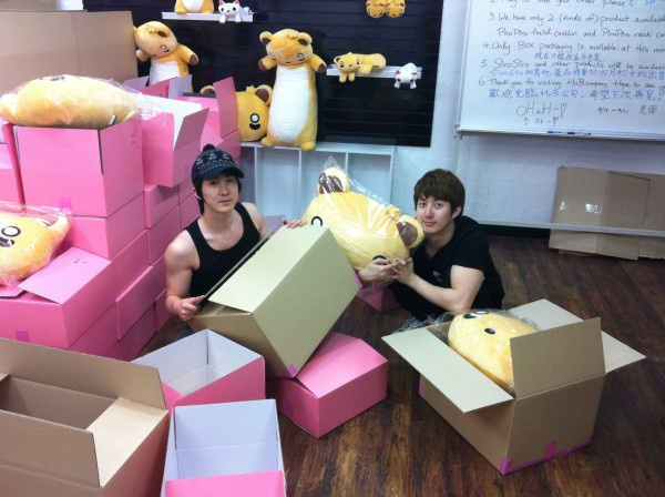 Kim Ki-bum Announces His Upcoming Fanmeeting