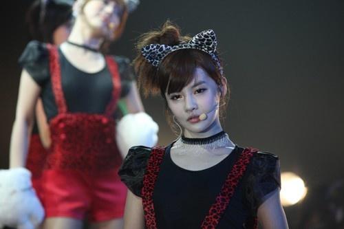 T-ara's Boram Explains Recent Depressing Tweets