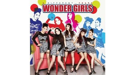 Wonder Girls' New Album Cover
