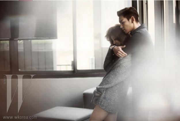 T.O.P and Yoon Eun Hye Unveil More Steamy Calvin Klein Photos