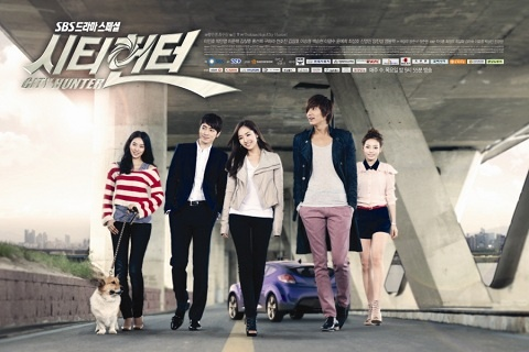"""""""City Hunter's"""" Official Posters Released!"""