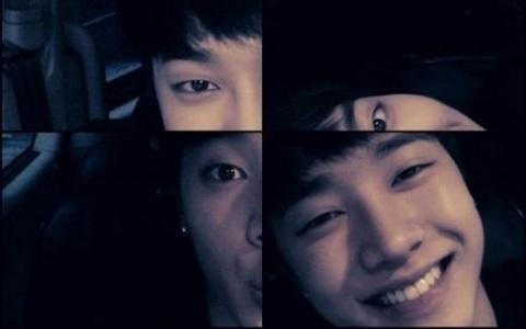 "Lee Gi Kwang's Warm Smile & Good Bye Message ""I'll be back"""