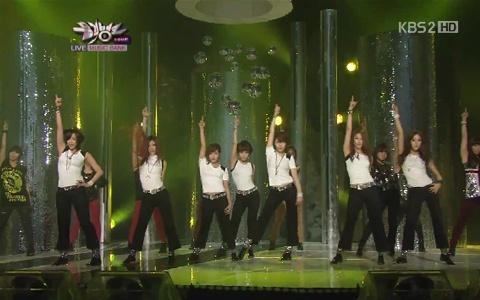 KBS Music Bank 01.27.12