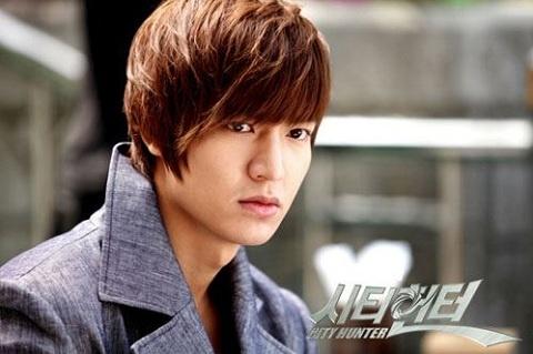 """""""City Hunter's"""" Lee Min Ho Wears Face Covering Bandana in Sweltering Heat"""