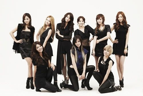 Girls Generation Is Short in Korea But Tall in Japan?