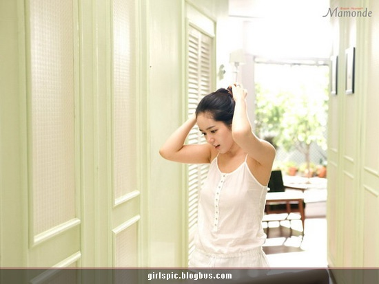 Mamonde Beauty Photoshoot (Han Ga In)