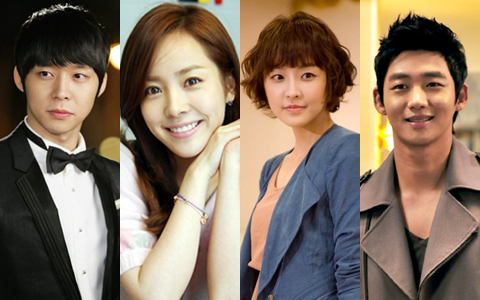 """Park Yoochun's """"Rooftop Prince"""" Holds First Script Reading and Camera Test"""