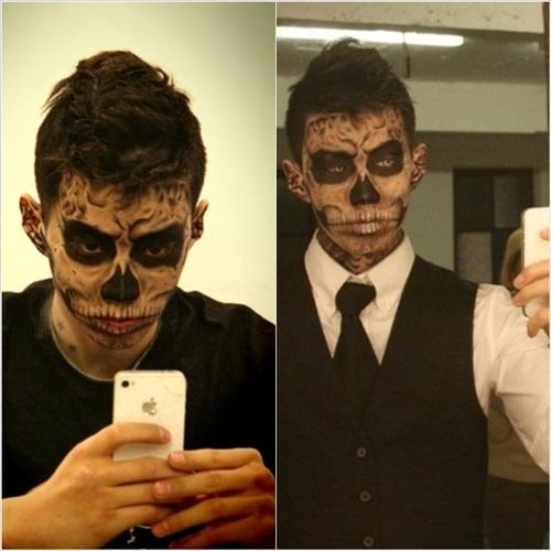 Jay Park Looks Like Skeletor