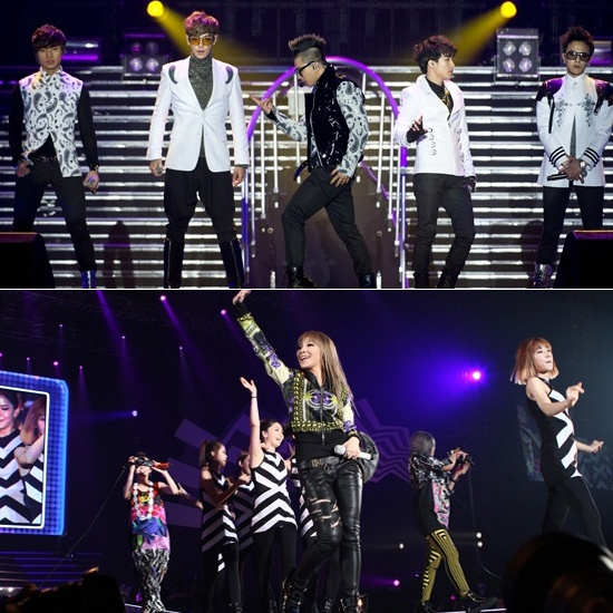 Big Bang and 2NE1 to Release Japanese Album on Same Date March 28