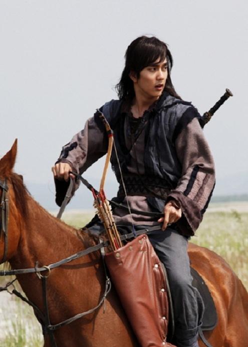 Warrior Baek Dong Soo: Yoo Seung Ho and Park Chul Min's Chemistry