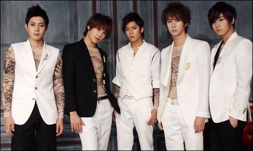 Weekly KPop Music Chart 2009- Nov. Week 4