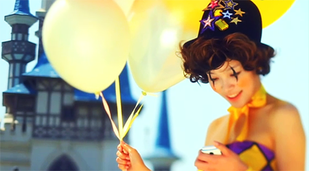 "Baek Ji Young ""Over Time"" MV"