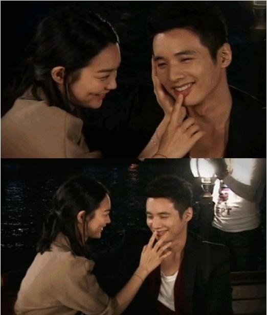 Shin Min Ah & Won Bin's Unrevealed CF Footage