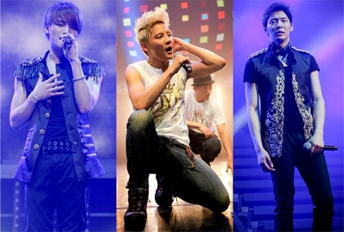 JYJ Holds Successful Concert in Chile