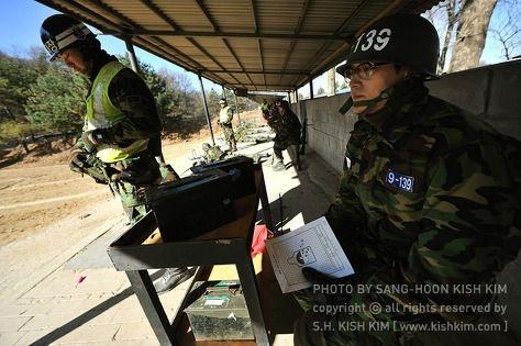 Kang Dong Won Begins Life in the Army