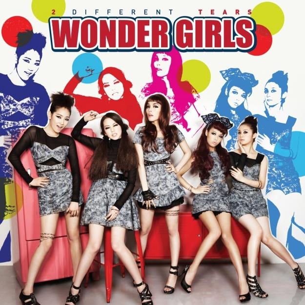 "Wonder Girls' ""2 Different Tears"" Teaser"