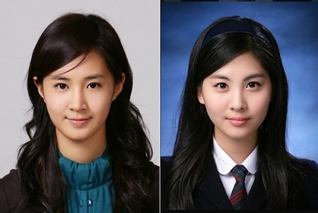 SNSD's Yuri and Seohyun's Stunning ID Photos Revealed
