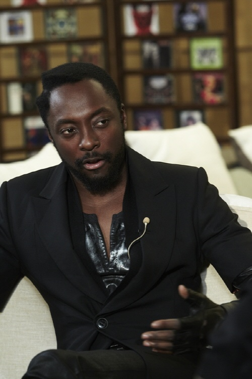 Will.I.Am to Make First Comedy Show Appearance in Korea