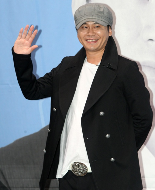 Yang Hyun Suk Proves He Was a Better Dancer than Current Idol Stars