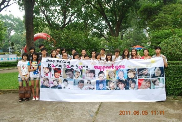 VIPs in Philippines, Vietnam and Taiwan Show Their Support for Daesung