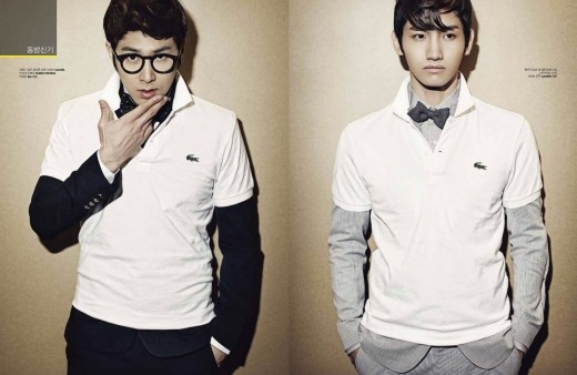 DBSK to Head to NYC for Lacoste's Fashion Show This Month