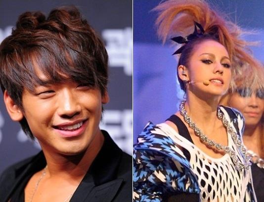 Lee Hyori Addresses Sex Rumors with Rain