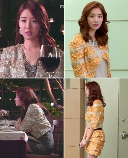 Who Wore It Better? 'Femme Fatale' Yoo In Na vs Go Joon Hee