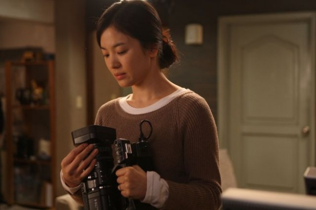"Song Hye Gyo Comes Back on the Film ""La Quotidienne"""