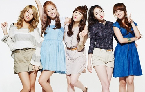 """Wonder Girls Release """"K-Food Party"""" Campaign Song"""