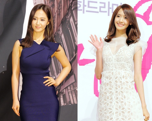 """Girls' Generation's Yuri is Intimidated by YoonA's """"Force"""""""