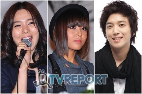 Sunye, Yoobin and Jung Yong Hwa To Be Special MCs On Music Core