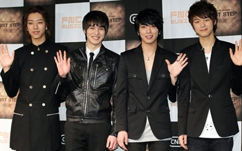 CN Blue and F.T. Island Release Promotional Videos for Upcoming Los Angeles Concert