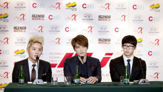 JYJ Opens Up About Verbally Abusing Fans