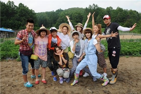 "Introducing the New G7 on ""Invincible Youth!"""