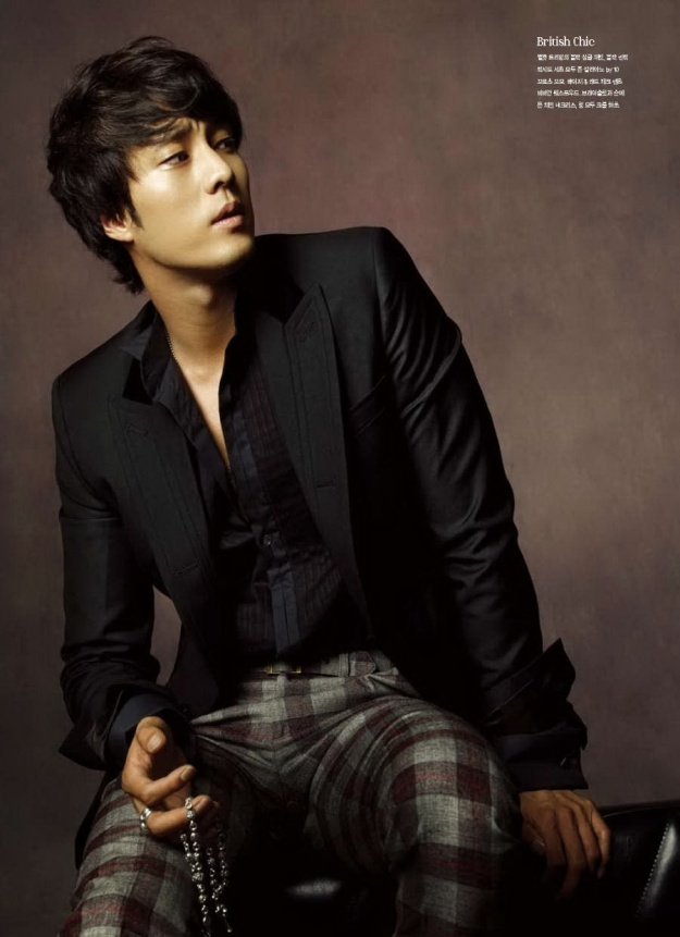 "So Ji Sub's Photo Essay Book ""Only You"" Is a Huge Success"