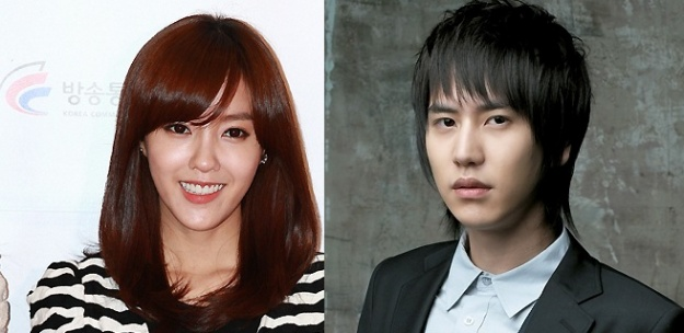 """T-ara Hyomin and Suju Kyuhyun to Appear on Chinese """"We Got Married"""""""